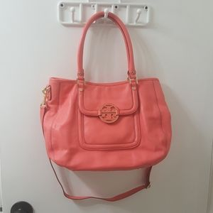 Tory Burch Amanda leather satchel